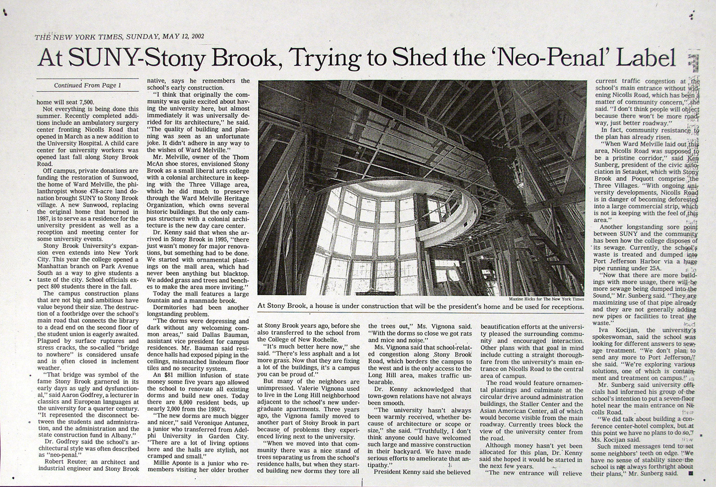 Dating article new york times